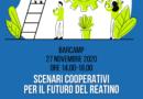 """BARCAMP """"SCENARI COOPERATIVI PER IL FUTURO DEL REATINO"""""""